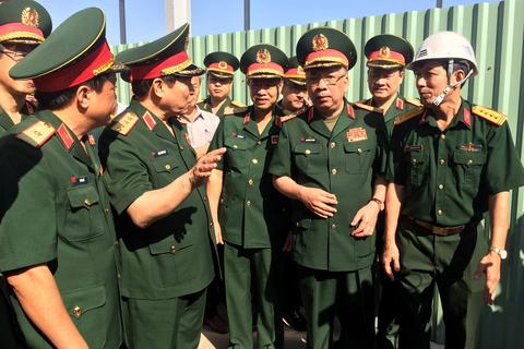 Chuẩn bị xử lý triệt để dioxin tại sân bay Biên Hòa