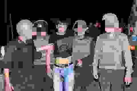 Vụ bắt nhóm đối tượng ôm hàng nóng cố thủ: Thu giữ một lượng lớn ma túy