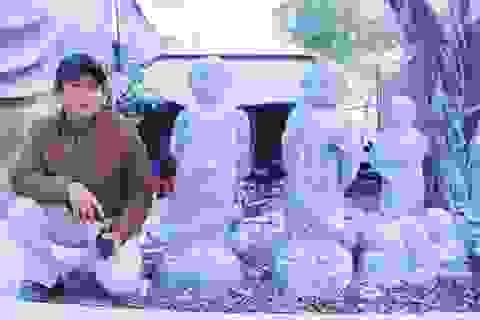 Chàng trai xứ Quảng giữ hồn nghề điêu khắc đá ở cố đô Hoa Lư