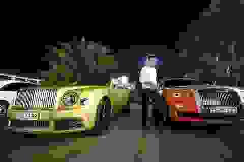 Cặp đôi nào giàu nhất sàn chứng khoán; đại gia mua xe 40 tỷ đồng tặng sinh nhật vợ