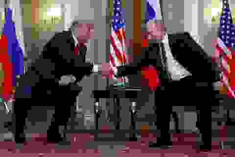 Ông Trump tin ông Putin hơn tình báo Mỹ?
