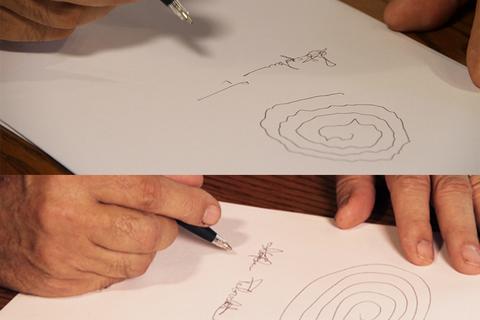 Bị run ngón tay, bàn tay khi viết chữa như thế nào?