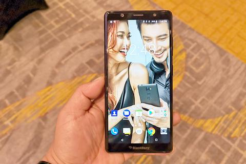 Blackberry Evolve chính thức ra mắt tại Việt Nam, giá 7,9 triệu đồng
