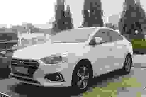 """Hyundai Accent biển """"tứ quý 9"""" rao bán 850 triệu đồng"""