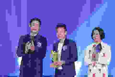 Cúp chiến thắng 2018: Tiền vệ Quang Hải là VĐV nam của năm
