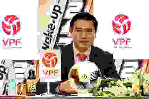 V-League 2019 nhận tài trợ hàng trăm tỷ đồng, nói không với tiêu cực