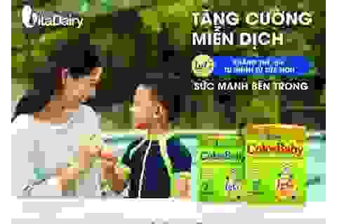 Kháng thể IgG trong sữa hỗ trợ phòng ngừa nhiều bệnh nguy hiểm ở trẻ
