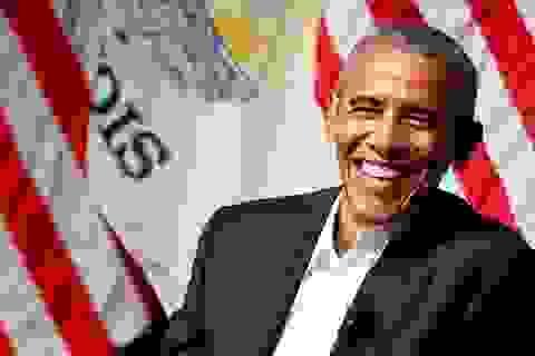 """Ông Obama """"mách nước"""" đảng Dân chủ cách đánh bại ông Trump năm 2020"""