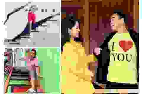 Khoảnh khắc bình yên đáng ghen tị của vợ chồng Quyền Linh trong căn biệt thự triệu đô