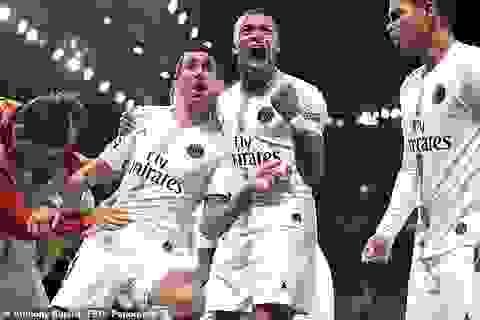 Đội hình tiêu biểu lượt đi vòng 1/8 Champions League: Vắng Messi, C.Ronaldo