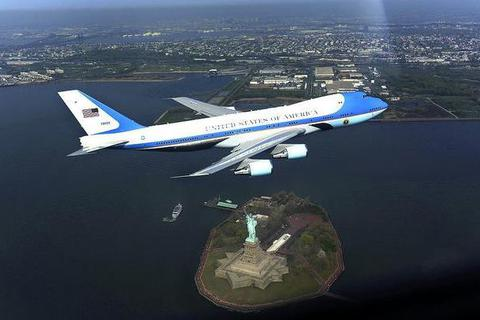 """""""Nhà Trắng trên không"""" của các Tổng thống Mỹ"""