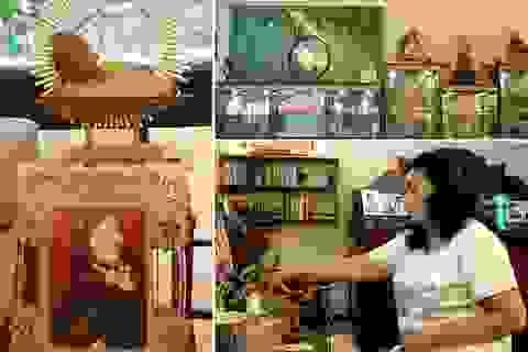 Cận cảnh căn nhà gắn bó 50 năm với NSND Kim Cương