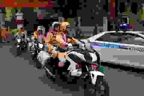 """Công an Hà Nội tung hàng nghìn quân đảm bảo an toàn """"Hội nghị thượng đỉnh Mỹ - Triều"""""""