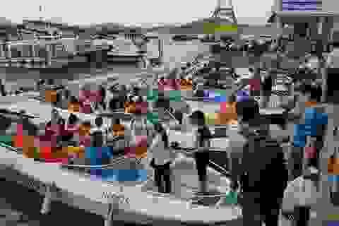 Khách Hàn Quốc, Malaysia đến Nha Trang bất ngờ tăng mạnh