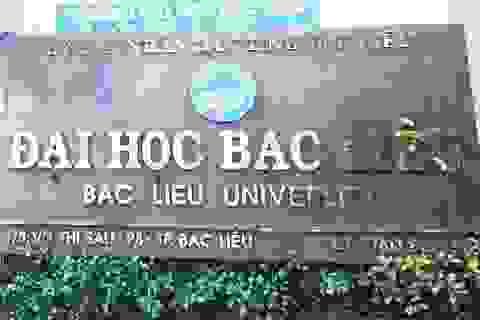 Trường ĐH Bạc Liêu dự kiến tuyển sinh 4 ngành mới