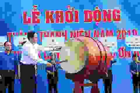 Thanh niên đất võ Bình Định hành động vì cộng đồng