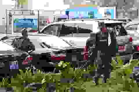 Lực lượng Quân đội kiểm tra an toàn khu vực hội nghị thượng đỉnh Mỹ - Triều