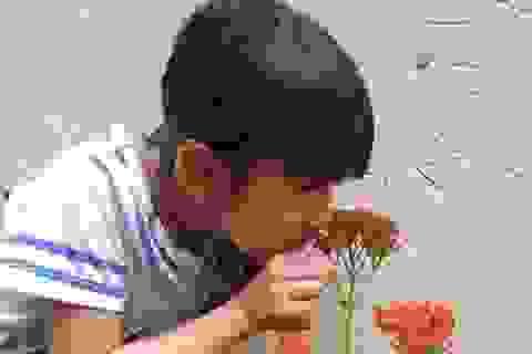 Mùa xuân cùng con trồng cây