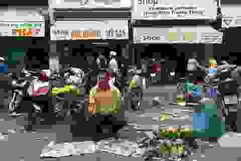 Chợ hoa Tết, vì sao không để tồn tại theo cơ chế cung - cầu?
