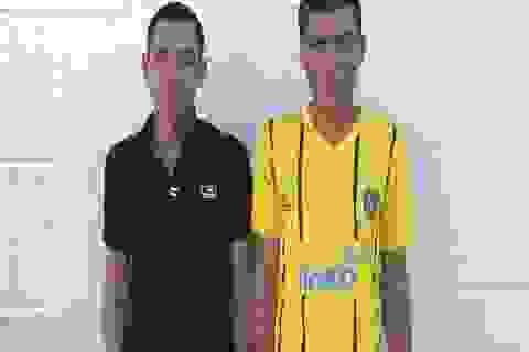Hai thanh niên dùng hung khí cướp tài sản của nhà dân giữa đồng
