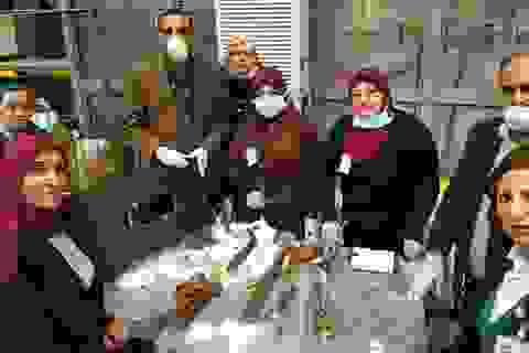Xác ướp Ai Cập cổ đại nhập lậu bị nhồi nhét vào… loa