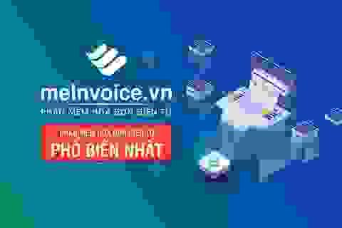 meInvoice.vn – Giải pháp hóa đơn điện tử được ưa chuộng nhất tại Việt Nam