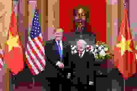Tổng thống Donald Trump mời Tổng Bí thư, Chủ tịch nước Nguyễn Phú Trọng thăm Hoa Kỳ
