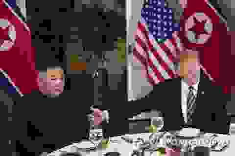 Lý do Nhà Trắng hạn chế phóng viên đưa tin về bữa tối của lãnh đạo Mỹ - Triều
