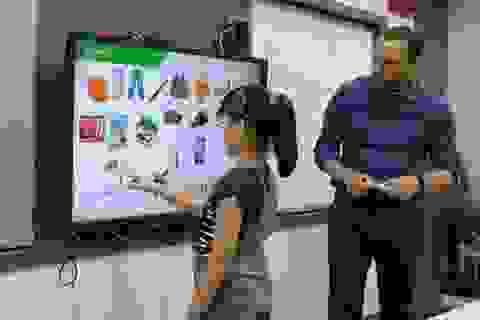 Chương trình phổ thông mới môn tiếng Anh: Học sinh phải tự học nhiều hơn