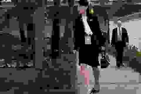 Em gái ông Kim Jong-un thu hút sự chú ý tại thượng đỉnh Mỹ - Triều