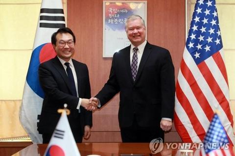 Phái viên hạt nhân Hàn Quốc đến Mỹ bàn về Triều Tiên sau thượng đỉnh không thỏa thuận