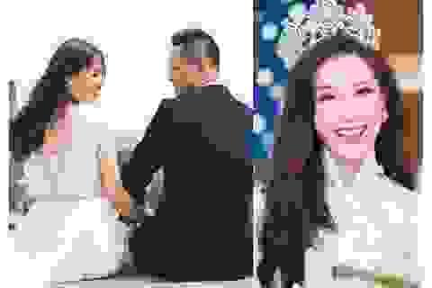 """Hoa hậu Thuỳ Linh gây """"sốc"""" với cách ứng xử đẹp """"nếu chồng ngoại tình"""""""