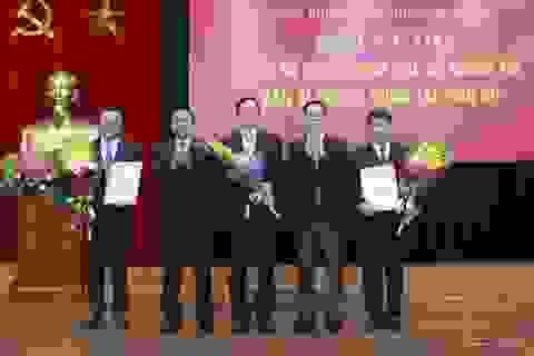 Công bố quyết định của Bộ Chính trị, Ban Bí thư về công tác cán bộ