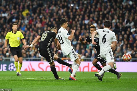 Những khoảnh khắc Real Madrid sụp đổ ở Bernabeu và trở thành cựu vương Champions League