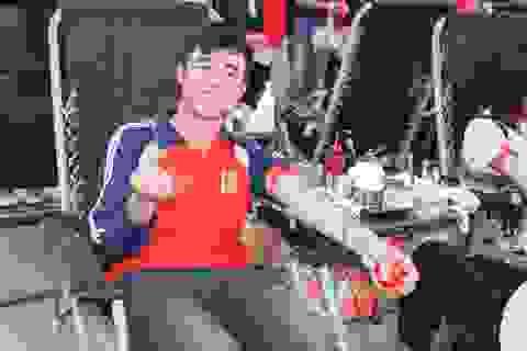 Giảng viên, sinh viên ĐH Công nghiệp Hà Nội hiến tặng gần 2000 đơn vị máu