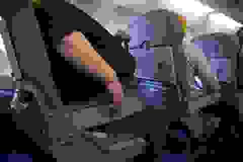Mất oan 3 triệu khi đi máy bay vì quá béo