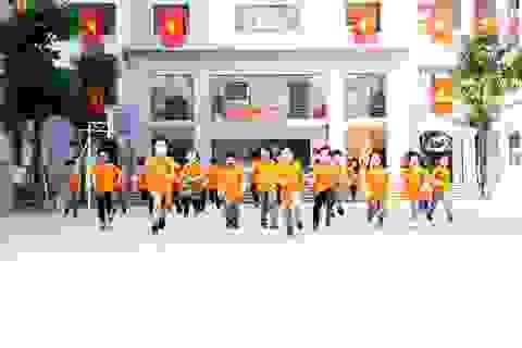 Trường Tiểu học & THCS FPT Cầu Giấy thông báo tuyển sinh chính thức năm học 2019 - 2020