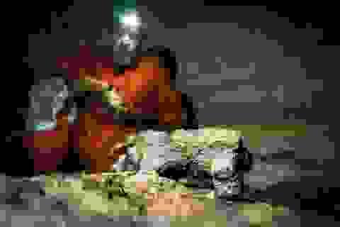 Phát hiện hang động bí ẩn của người Maya