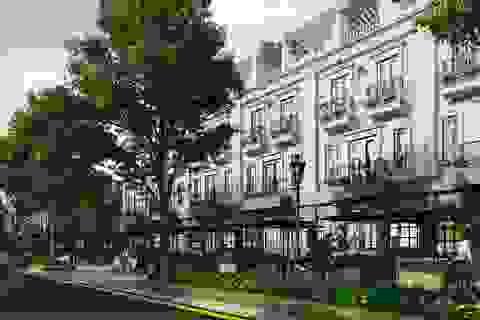 Uông Bí Quảng Ninh triển khai dự án nhà phố thương mại đầu tiên