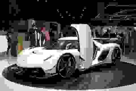 Cận cảnh siêu xe 3 triệu USD mới ra mắt của Koenigsegg