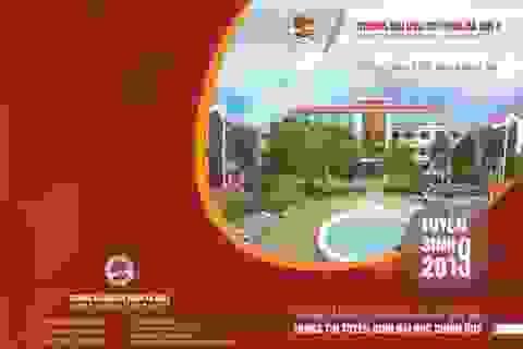 Trường ĐHSP Hà Nội 2 công bố phương án tuyển sinh 2019