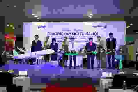 Từ 10/3, Bamboo Airways mở 3 đường bay mới từ Hà Nội đi Đà Lạt, Pleiku và Cần Thơ