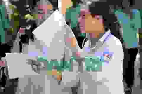 """Sau nghỉ lễ, Hà Nội """"chốt"""" nguyện vọng vào lớp 10"""
