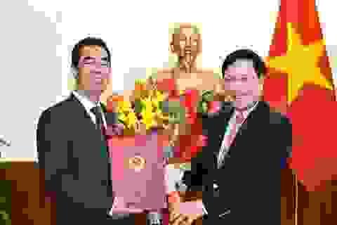 Thủ tướng bổ nhiệm Thứ trưởng Bộ Ngoại giao