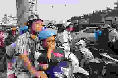 """""""Hạn chế xe máy trong nội thành không phải là gây khó cho dân"""""""