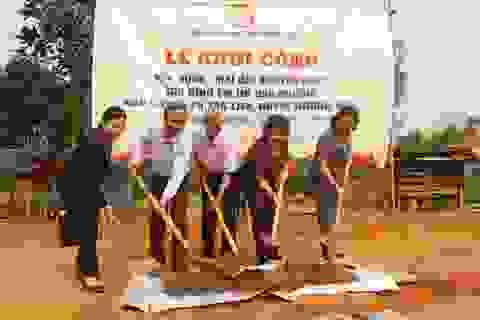 """Quảng Trị: Xây dựng """"Mái ấm khuyến học"""" cho nam học sinh nghèo"""