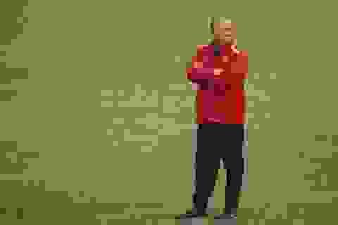 """HLV Park Hang Seo: """"Đức Chinh xuống phong độ là vì… V-League"""""""