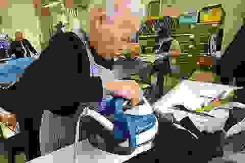 Làm việc sau nghỉ hưu vẫn được trợ cấp khi thôi việc
