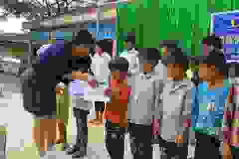 120 học sinh khó khăn, học giỏi của tỉnh Đắk Nông được nhận học bổng Grobest