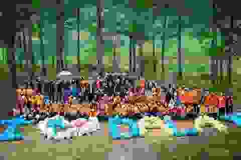 """Trào lưu """"Thử thách dọn rác"""" đang lan truyền mạnh mẽ trên cộng đồng mạng"""